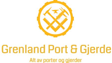 Grenland Port og Gjerde logo